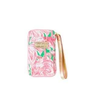 Lily Pulitzer IPHONE 6/6S CARDED ID CASE